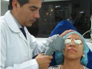 Peruvian ophthalmologist recognized as best in the world
