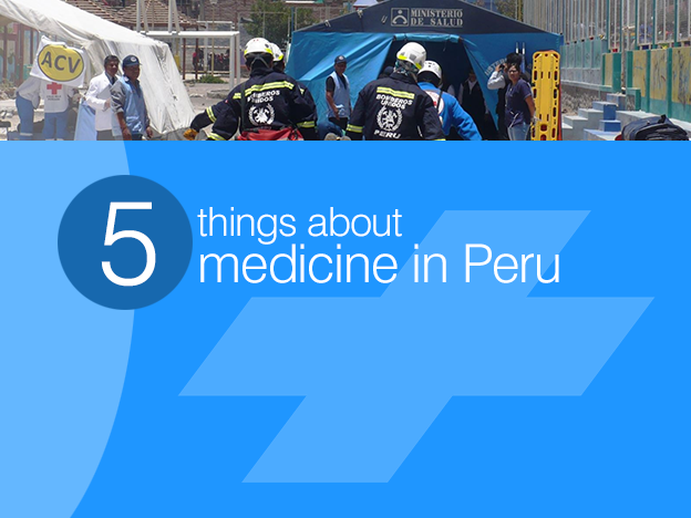 5 things about medicine in Peru