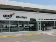Chiclayo: $64 million dollar investment for airport José Quiñones Gonzales