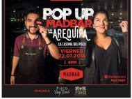 Madbar hosts pop-up in Arequipa
