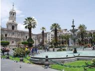 Arequipa: hotels nearly at full capacity