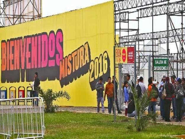 Mistura: ad campaign objected by organizers