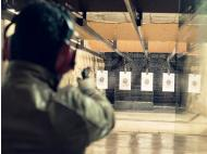 Test to obtain shooting license modified