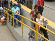 Bipartisan group to promote rights for handicapped citizens