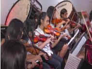 Children's orchestra prepares for free shows