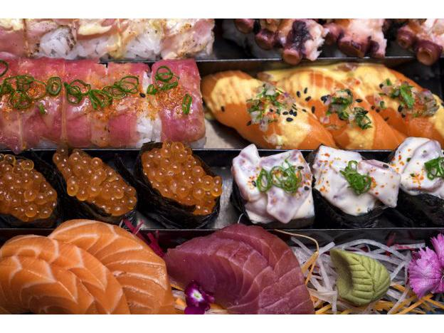 Restaurant review: Sushi Pop