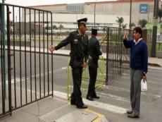 Strict security measures for APEC