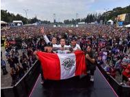 Peruvian rappers perform abroad