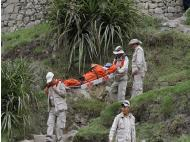 Two visitors injured by lightning in Machu Picchu