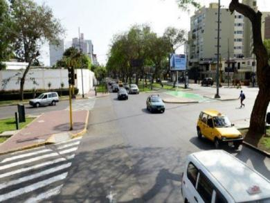 Ave. Salaverry could turn into a highway