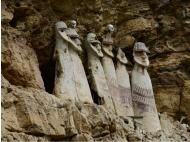 Travel to the Amazonas region and visit: Sarcophagi of Karajia