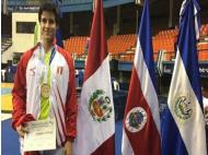 Peruvian wins fencing competition
