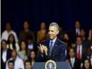 Obama: more scholarships for LATAM students