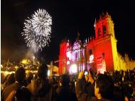 Cusco: New Year's celebrations cut short