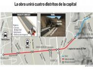 La Molina tunnel ready by 2021
