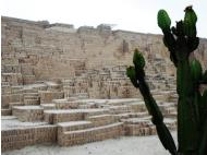 Through the streets of Lima: Huaca Pucllana