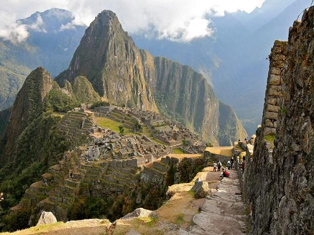 Machu Picchu Top Landmark of 2016
