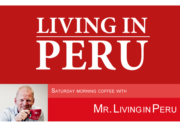 NYE coffee with Mr. Living in Peru