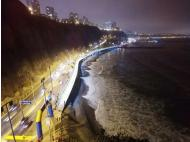Lima has first beach lighting system in LATAM