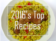 2016's Top Recipes