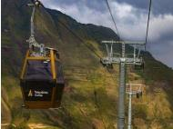 Countdown is on for Kuelap cable cars