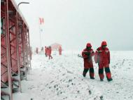 Peru sends scientists to Antarctica