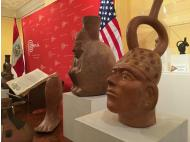 Cultural artifacts returned to Peru, all 404 of them