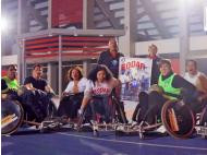 Quad rugby documentary on national tour