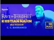 Game of Thrones star to DJ in Lima