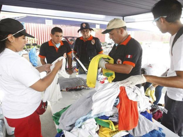 Lima: 3 places to donate for flood victims
