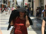 Lima's oven-like temps to last until March