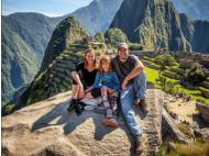 Family takes 5-month road trip across South America