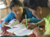 Higher-quality education to Urubamba students