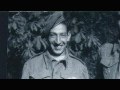 Peruvian WWII hero decorated by French goverment