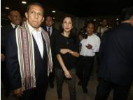 Humala asks for freedom to travel