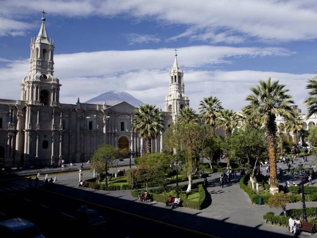 7 free things to do in Arequipa