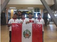 Peruvian students win bronze at Int'l Math Contest