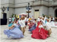 International Folklore Festival in Lima