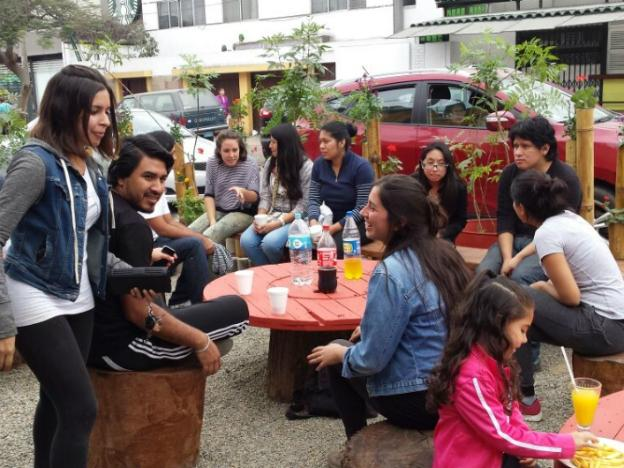 Enjoy more public green spaces in Lima