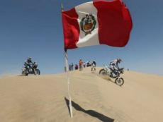 Dakar: Back to drive down the Peruvian routes
