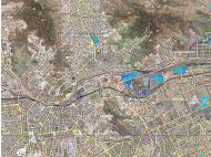Flood delineation in Lima (MAP)