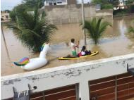 Severe floods return to Piura