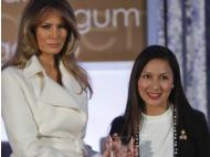 U.S honors Peruvian woman with courage award