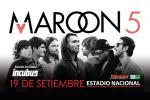 Maroon 5 in Lima