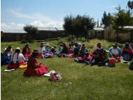 Denver Zoo: Women's cooperative in Puno