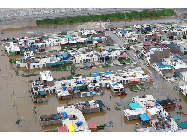 Peru's floods bringing bigger issues to light