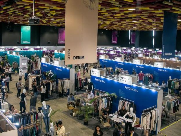 Peru Moda and Gift Show generated over US$100 million