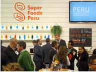 Peru's Superfoods at Belgian fair