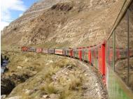 New train route from Lima to Huancayo