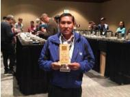 The world's best coffee comes from Puno-Peru